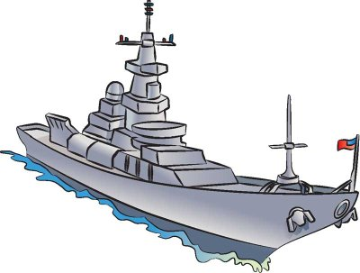 Navy clipart battleship Keeping Navy Steps ships Draw