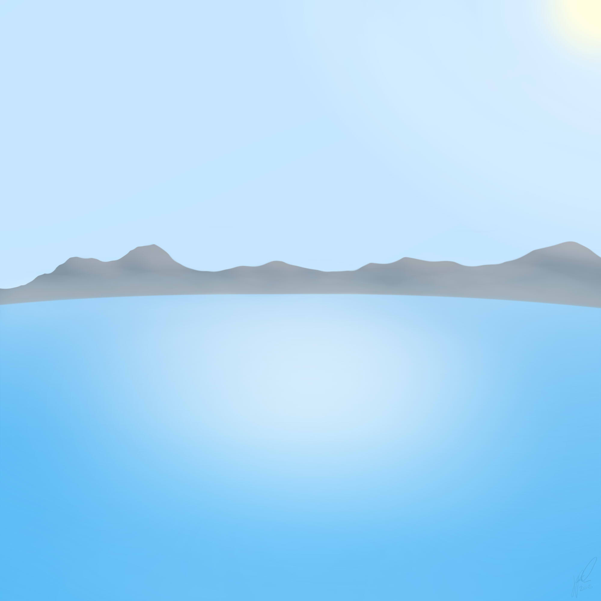 Drawn ocean Drawn Again JordanTheBrony Ocean JordanTheBrony