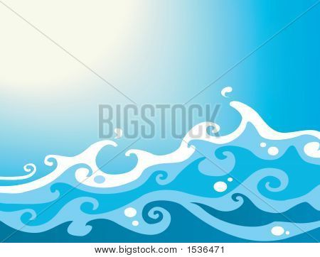 Drawn ocean simple Com/3/ Result ideas Image for