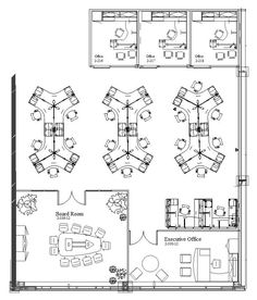 Drawn office admin office Sample dimensions Search Floor Offices