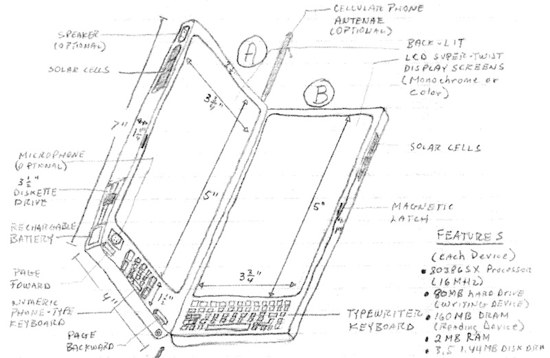 Drawn office apple design Billion drawing Florida Apple Ross