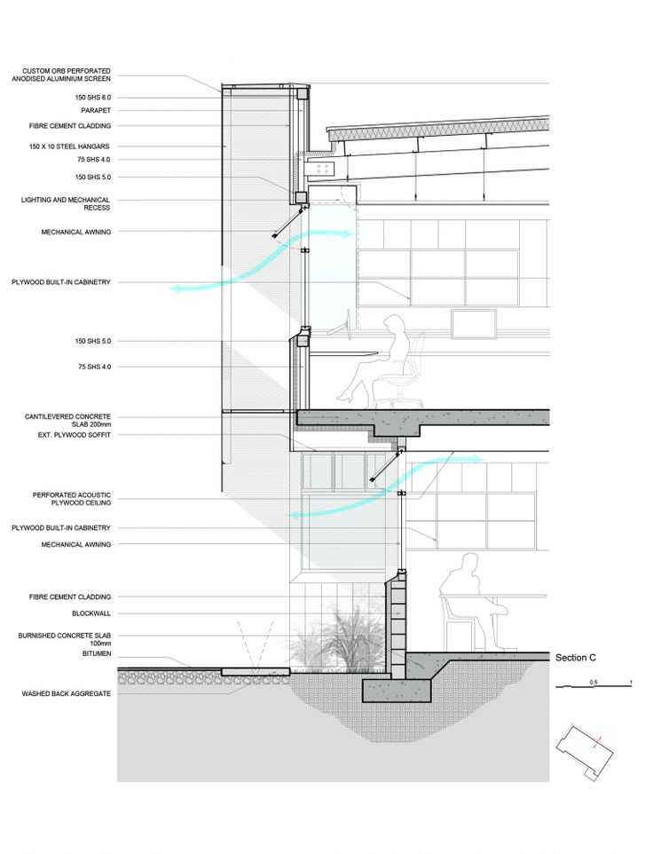Drawn office architectural Architects drawing Pinterest on /