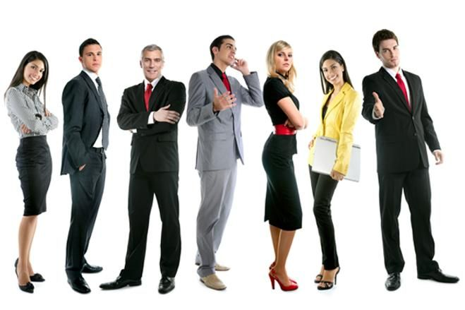 Drawn office attire Your What Business About You
