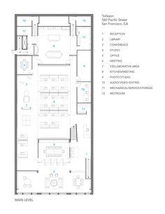 Drawn office blueprint design Chiropractic Office Plan Group #Multi