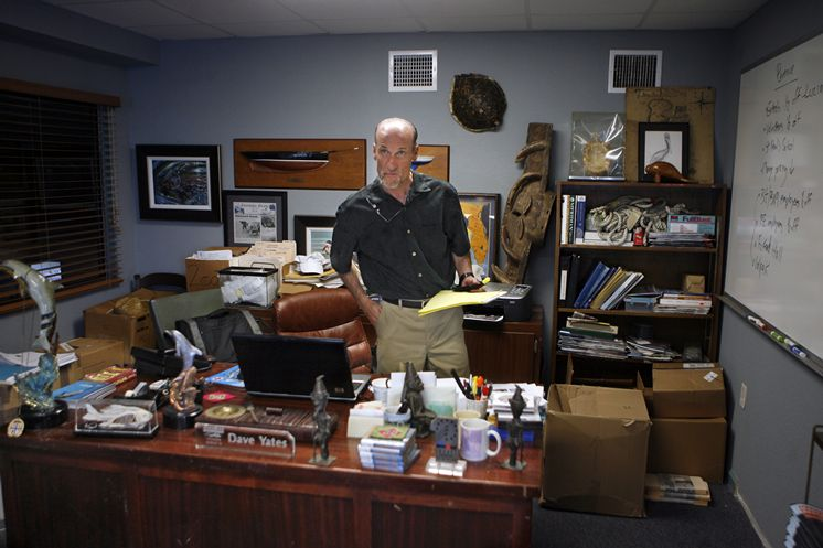 Drawn office ceo Yates his Marine envisioned since