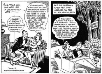 Drawn office comic Cartoon Wikipedia Comic strip panels[edit]