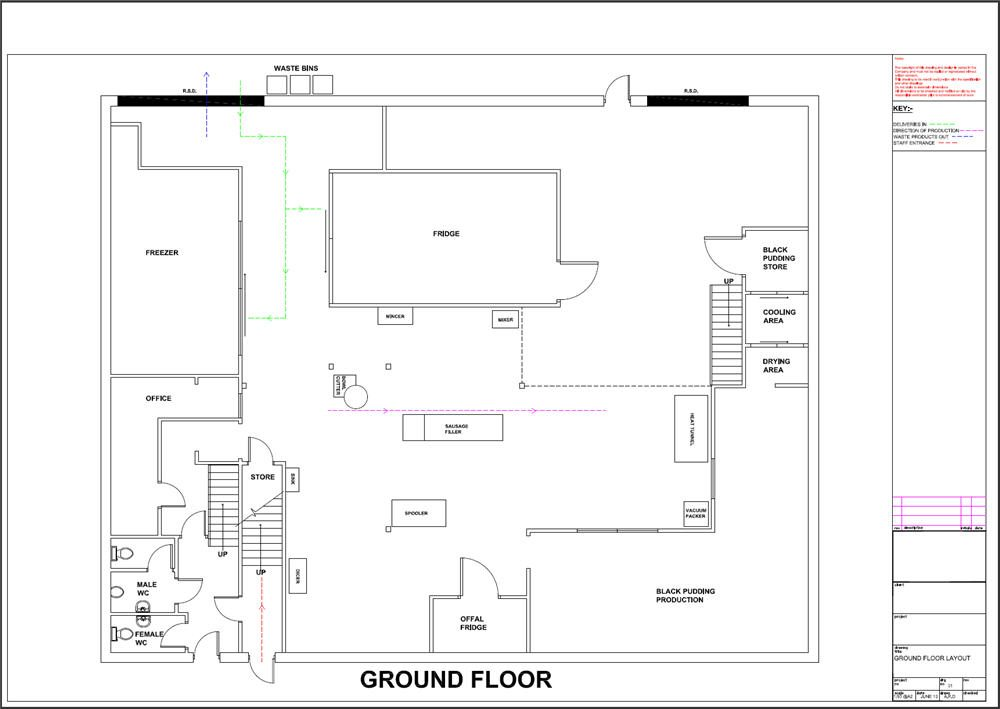 Drawn office commercial office In midlands Property commercial floor