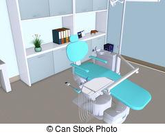 Drawn office dentist office Illustrations Cartoon of of