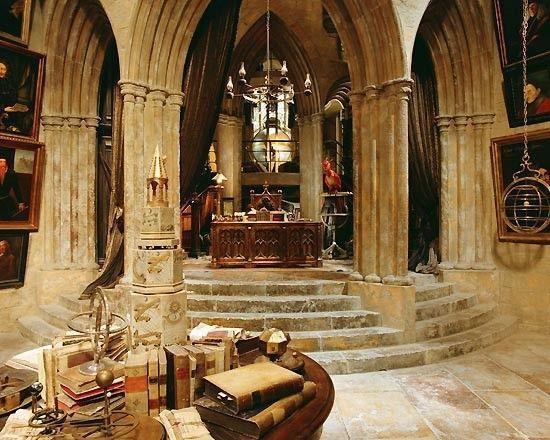 Drawn office dumbledore Potter Hogwarts Making Potter/Hogwarts harry