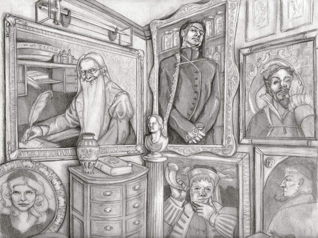 Drawn office dumbledore NicoPony Headmasters NicoPony on Office
