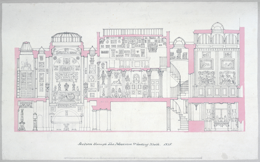 Drawn office easy Understanding with the Office Soane's