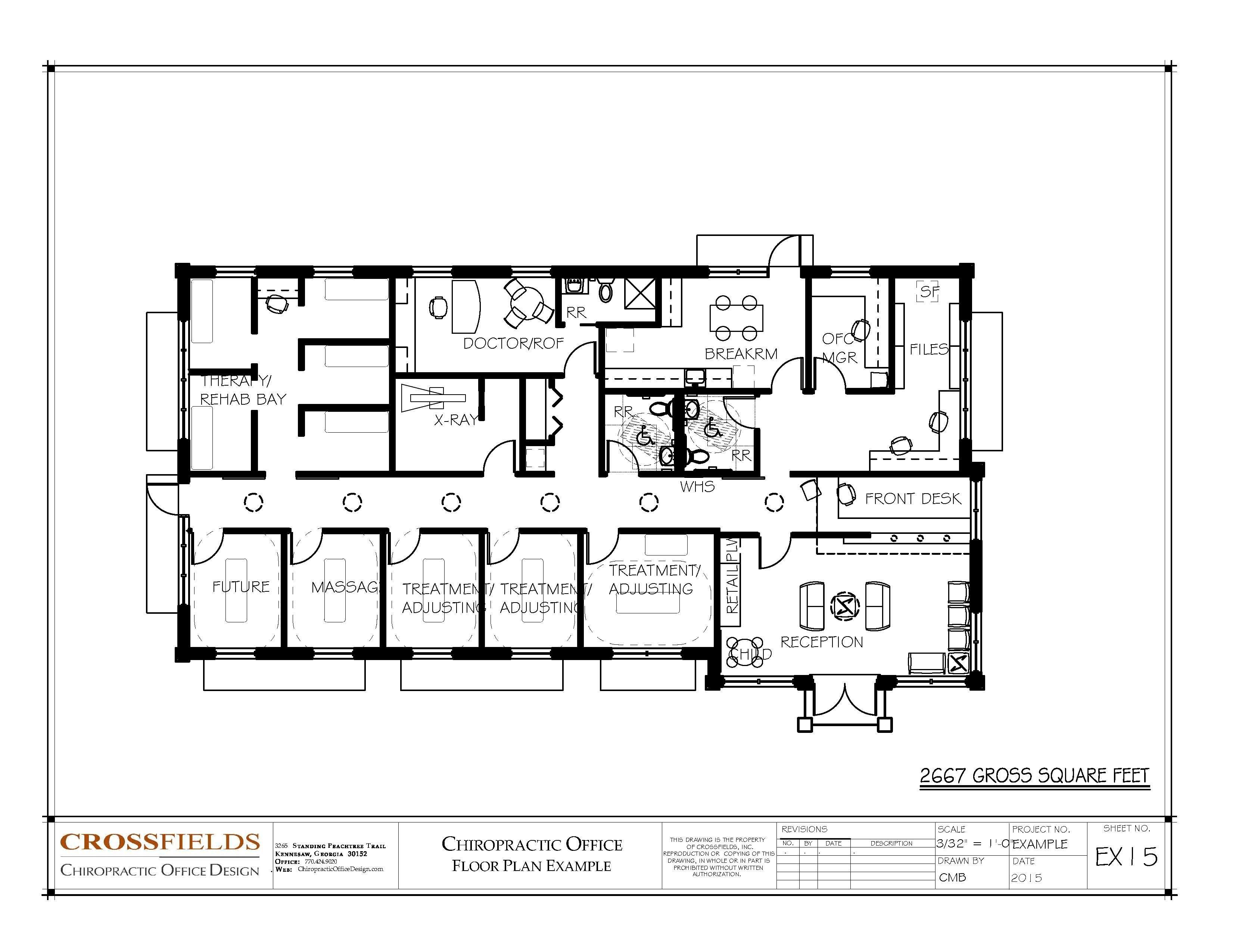 Drawn office floor plan design Floor Open Open House Office