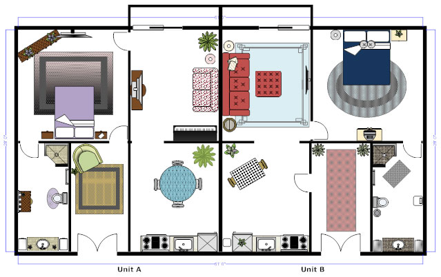 Drawn office floor plan design To Plans Plan How Plans