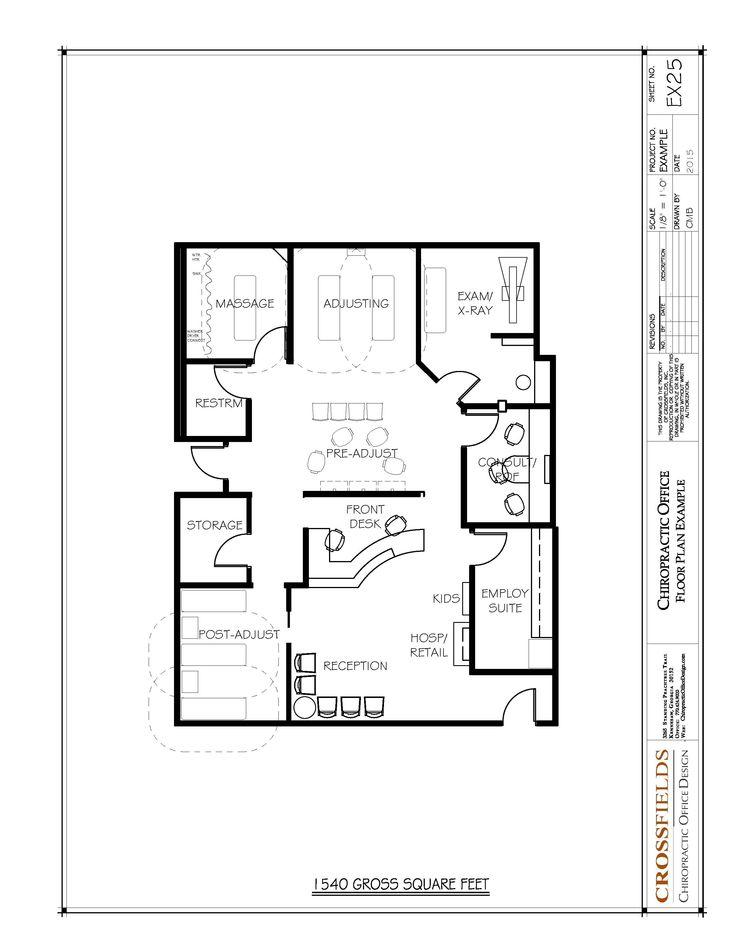 Drawn office floor plan design Floor on Office Best Plans
