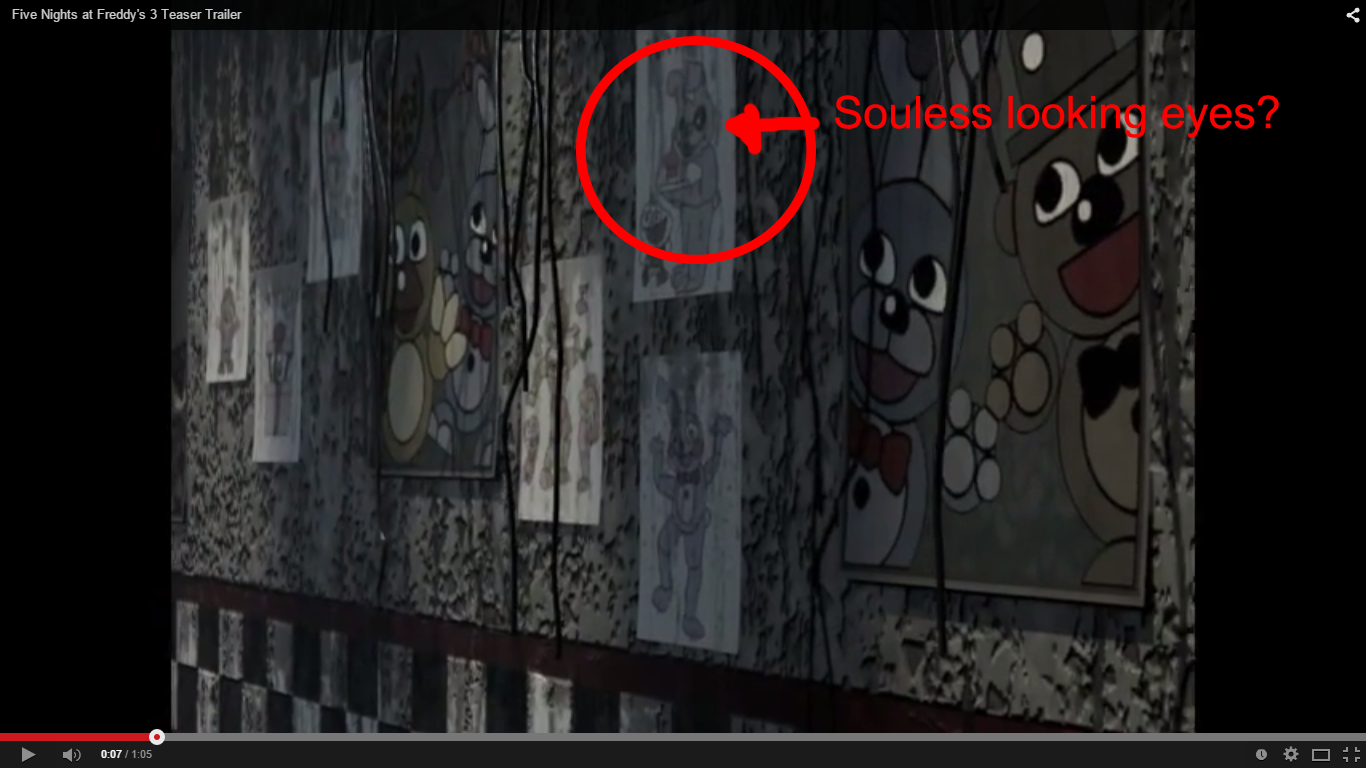 Drawn office fnaf 2 Are 48 trailer picked Freddy's