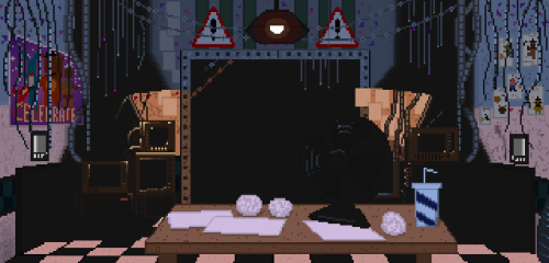 Drawn office fnaf 2 Tumblr meh than since is