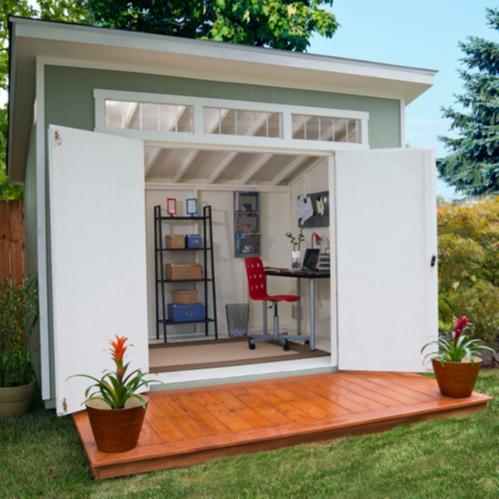 Drawn office garden office DIY Outdoor decks more DIY
