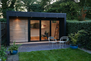 Drawn office garden studio Company in quality specialising London