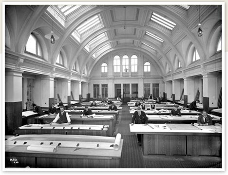 Drawn office harland and wolff Harland and Wolff Drawing Office