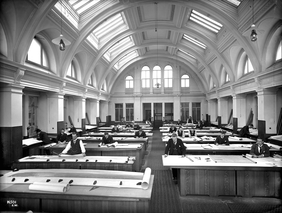 Drawn office harland and wolff Harland Offices & & Belfast