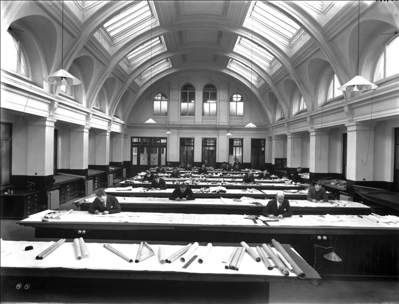 Drawn office harland and wolff The Belfast closer New Belfast