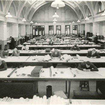 Drawn office harland and wolff Offices Foundation With & The