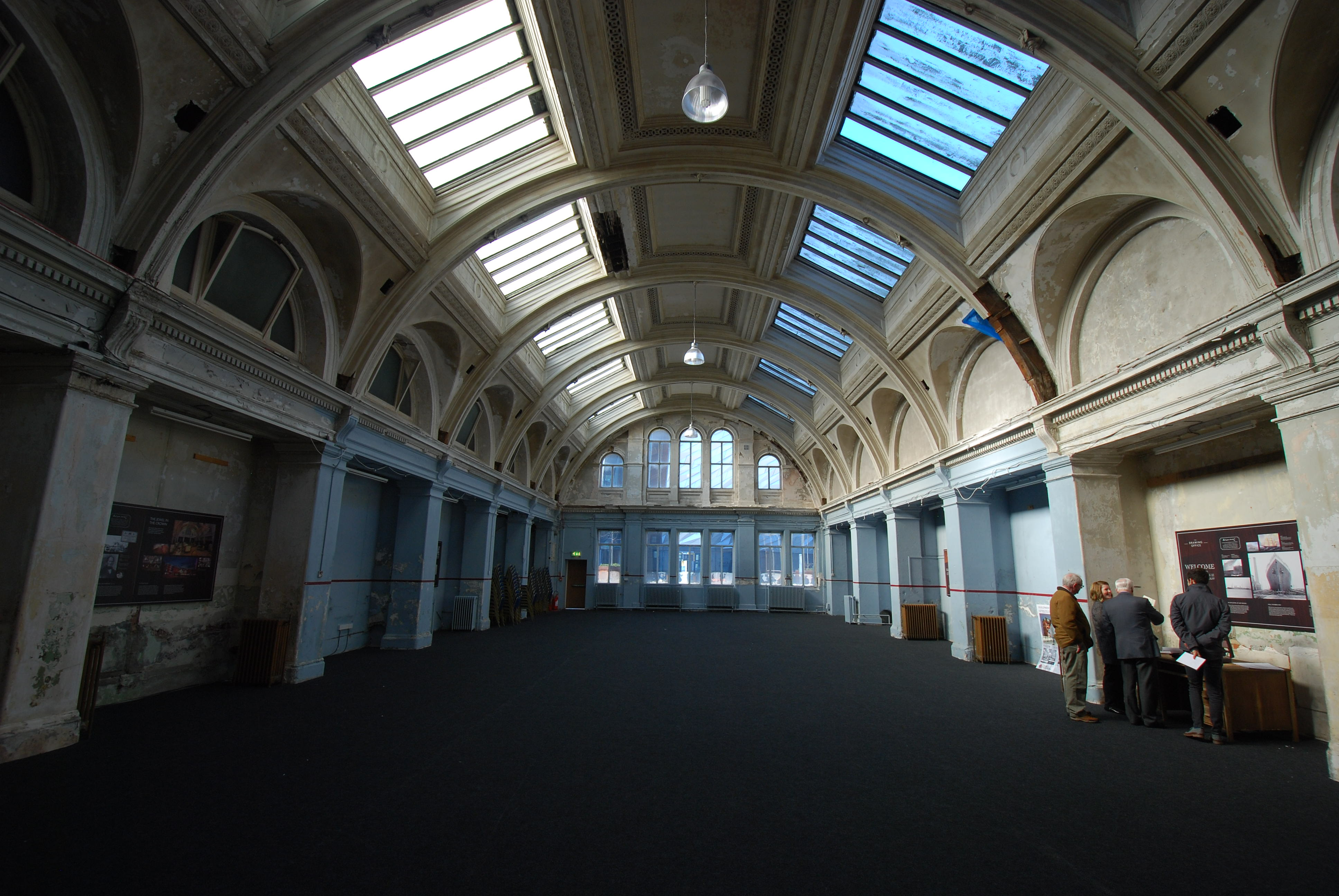 Drawn office harland and wolff Harland Wolff Reunion Event CommunityNI