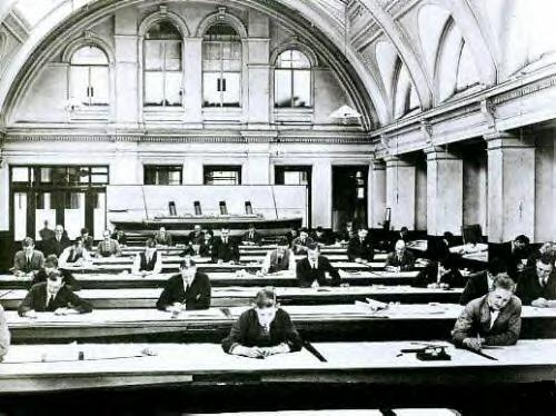 Drawn office harland and wolff In 1911 Harland in Wolf