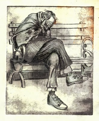 Drawn office homeless child People people  Search drawing
