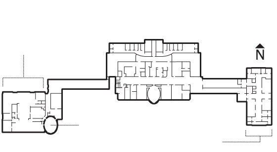 Drawn office house Will President President Floor into