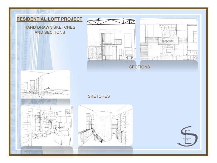 Drawn office interior design Design Portfolio  Interior