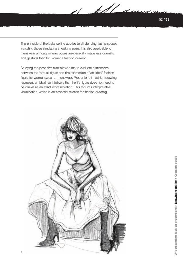 Drawn office line drawing Basics Line figure drawing design: