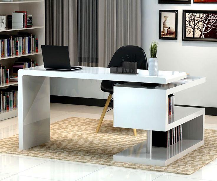 Drawn office modern Office Best Stunning chair bookshelf