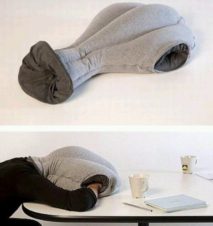 Drawn office nap Best pillow Office images on