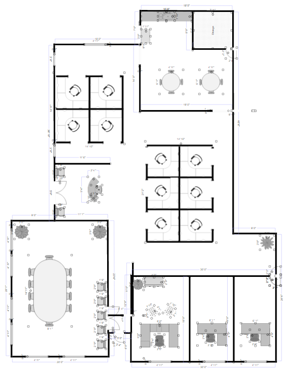 Drawn office office layout Planner Download Plan Office Layout