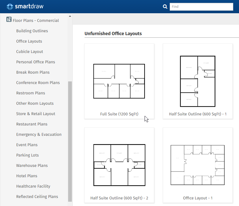 Drawn office office layout Library Online & plan Office