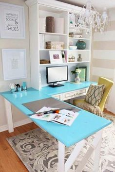 Drawn office office room Then Home home Offices Colorful
