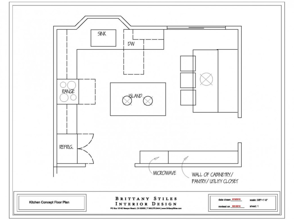 Drawn office office space : Interior  Home Size