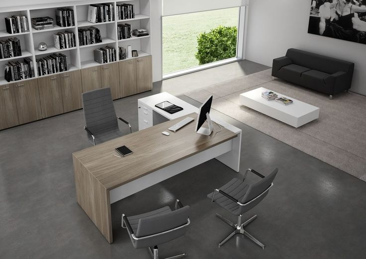 Drawn office office table Pinterest Contemporary Los Modern Furniture