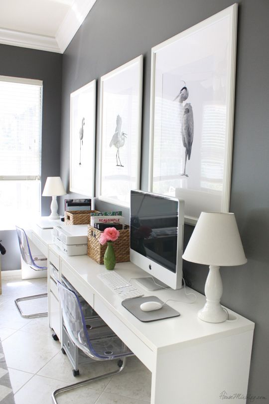 Drawn office office table For two office Best Pinterest