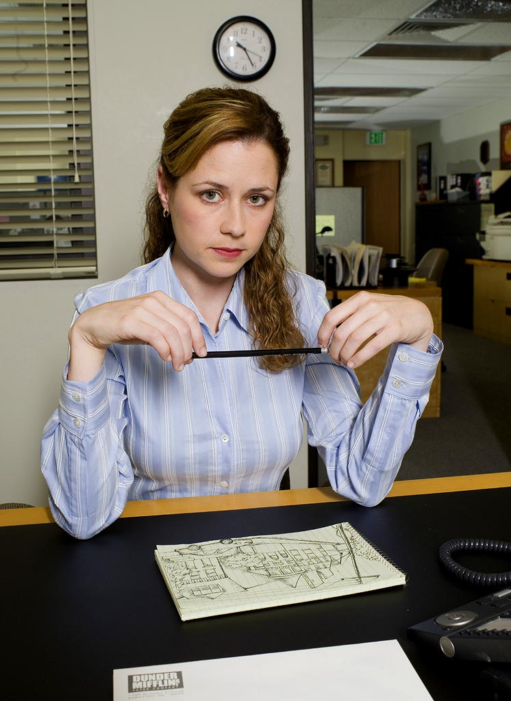 Drawn office pam Great then finale redeemed and