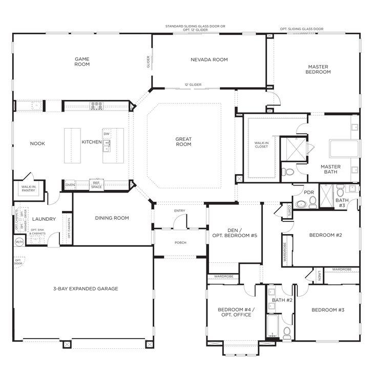 Drawn office plans modern Durango 5 Best 5 Southwest