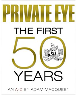 Drawn office private eye A  Z Newman Private