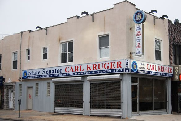 Drawn office real estate office BKLYNER Kruger's Office At the
