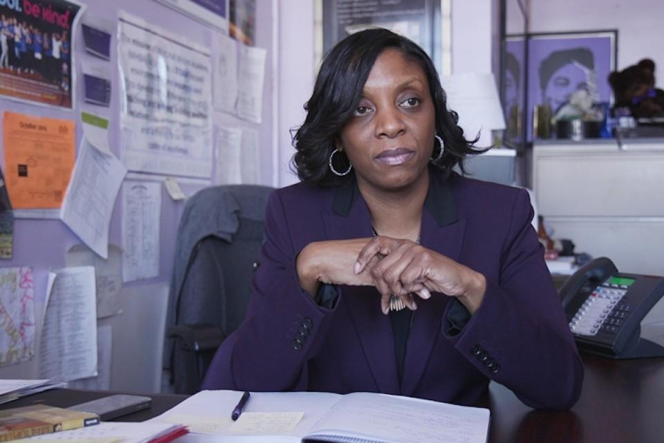 Drawn office school principal Nadia acclaim of Brooklyn's Why