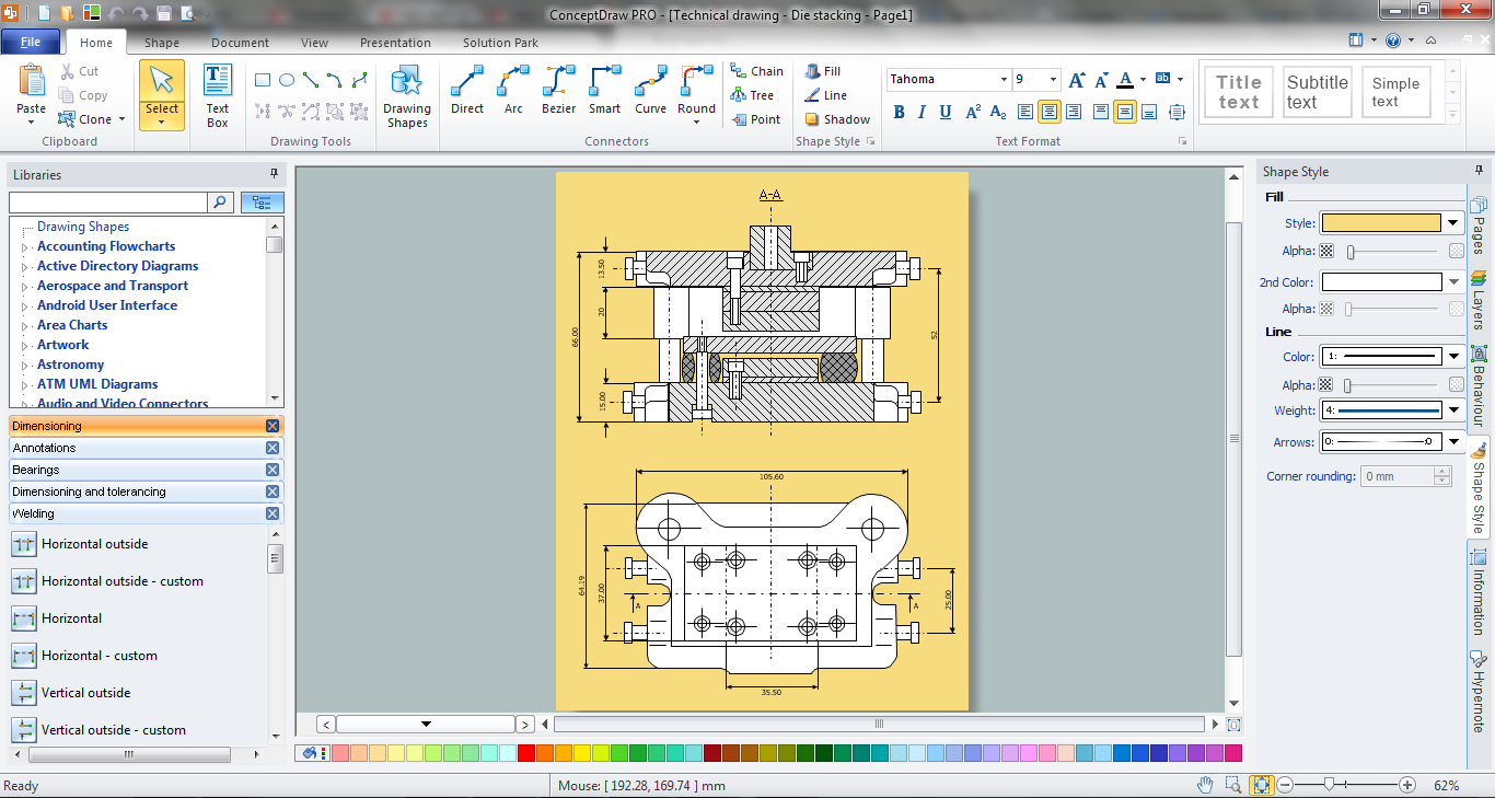 Drawn office software engineer Drawing Mechanical Drawing Software Mechanical