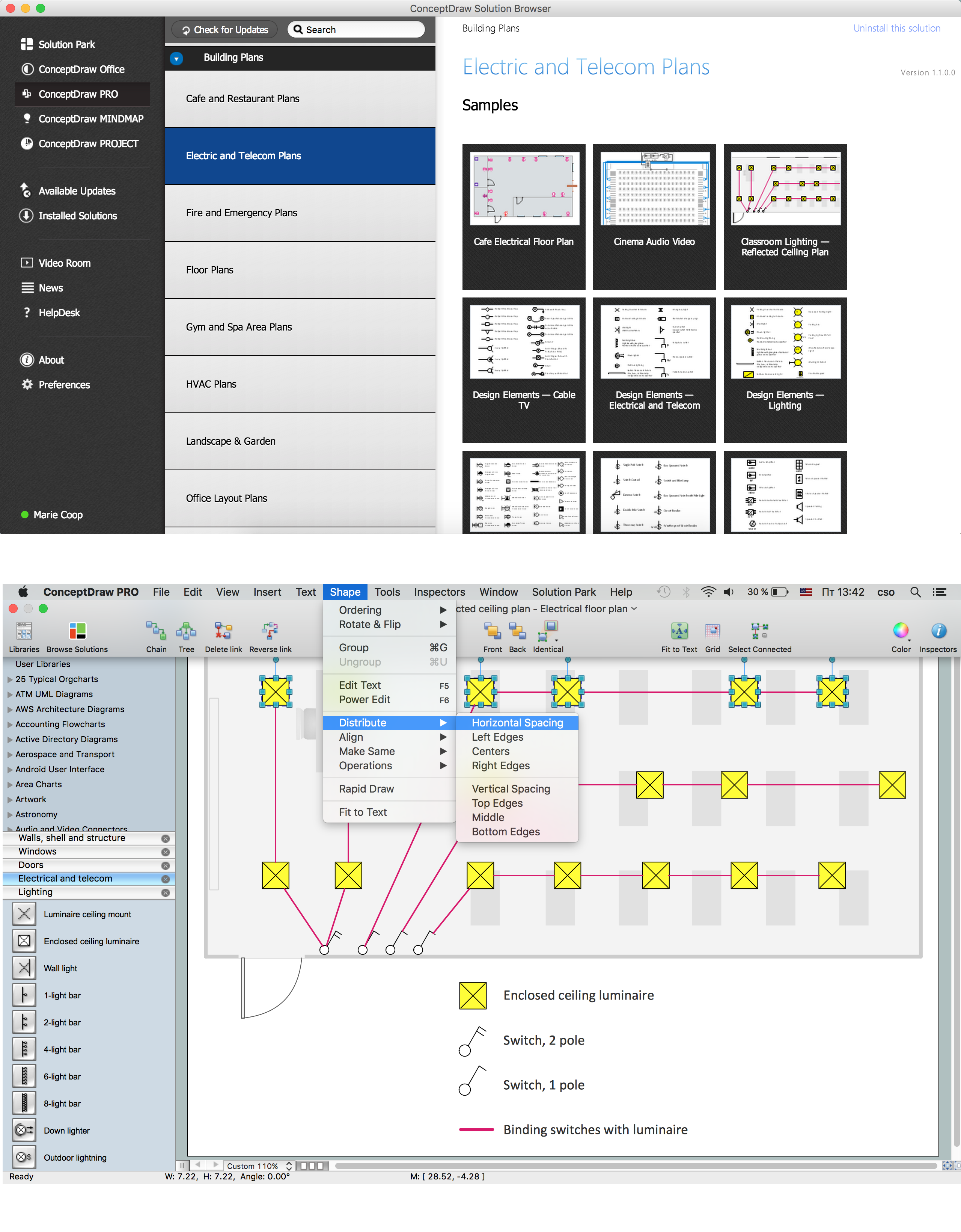 Drawn office software engineer Software Electrical Software Plan