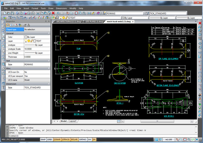 Drawn office software engineer Software Free Mechanical Engineering: CAD