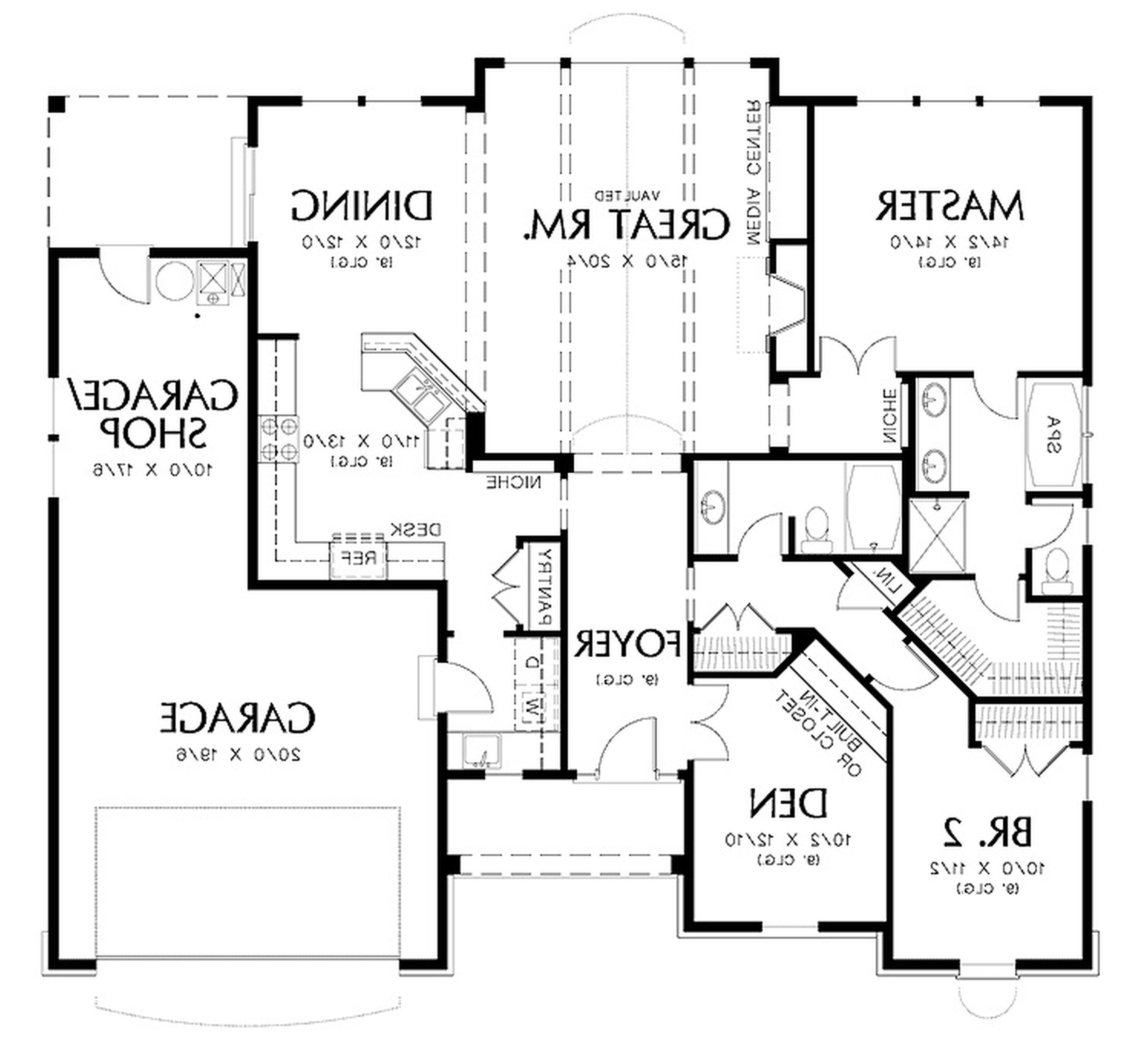 Drawn office software house Drawing ~ architectural House drawings