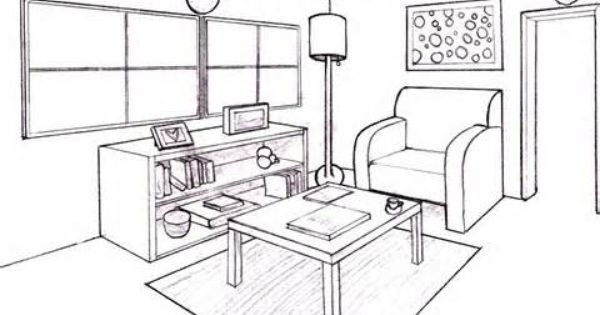 Drawn office two point And Image drawing Basics Point